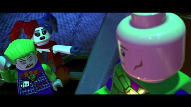 Сюжетный трейлер LEGO DC Super-Villains