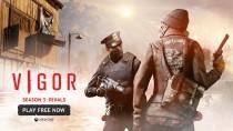 Третий сезон Vigor добавит в игру новый режим и оружие