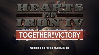 Новый трейлер и детали Hearts of Iron IV: Together for Victory