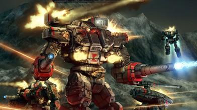 BattleTech готовится к первой альфе