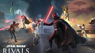 """Star Wars: Rivals - бесплатный шутер по вселенной """"Звёздные Войны"""" для Android и iOS смартфонов"""