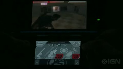 Splinter Cell 3D - Убийство и Взламывание (3DS)