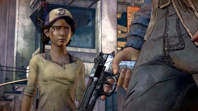 Пятый эпизод The Walking Dead: A New Frontier уже доступен