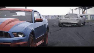 "World of Speed ""Pagani Huayra & Ford Mustang"""