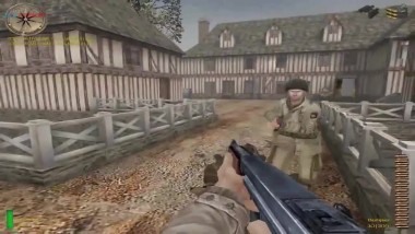 История серии Medal of Honor [Часть 2](2002).
