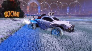 В декабре Rocket League получит 4K-обновление на Xbox One X