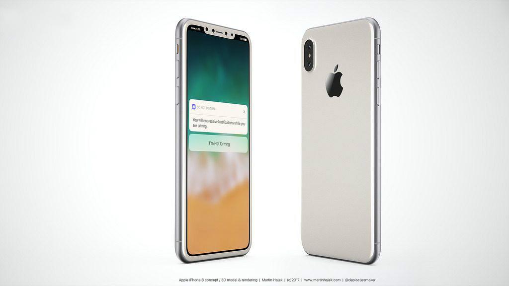 Вглобальной web-сети появились фото нового iPhone 8