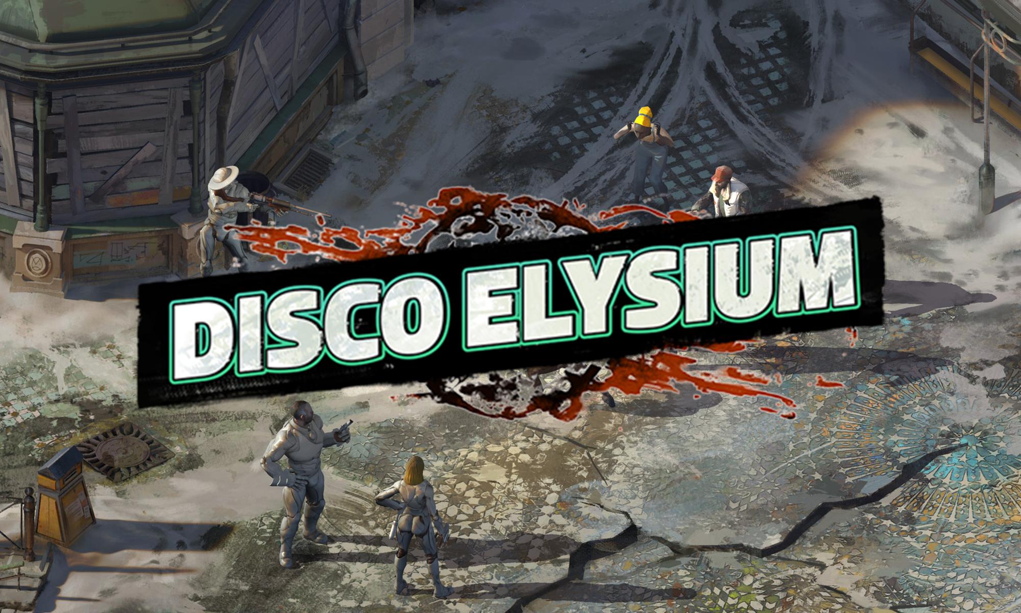 История создания ключевых аспектов Disco Elysium