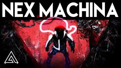 Nex Machina тест GPU/CPU