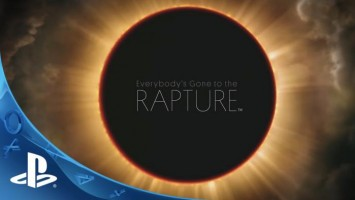 Everybody's Gone to the Rapture в продаже. Оценки