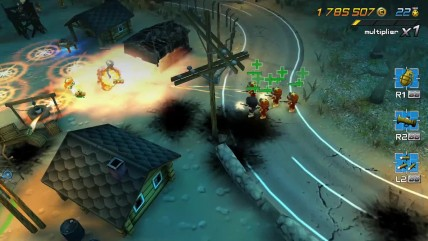 "Tiny Troopers ""Трейлер Joint Ops Zombie Campaign DLC 