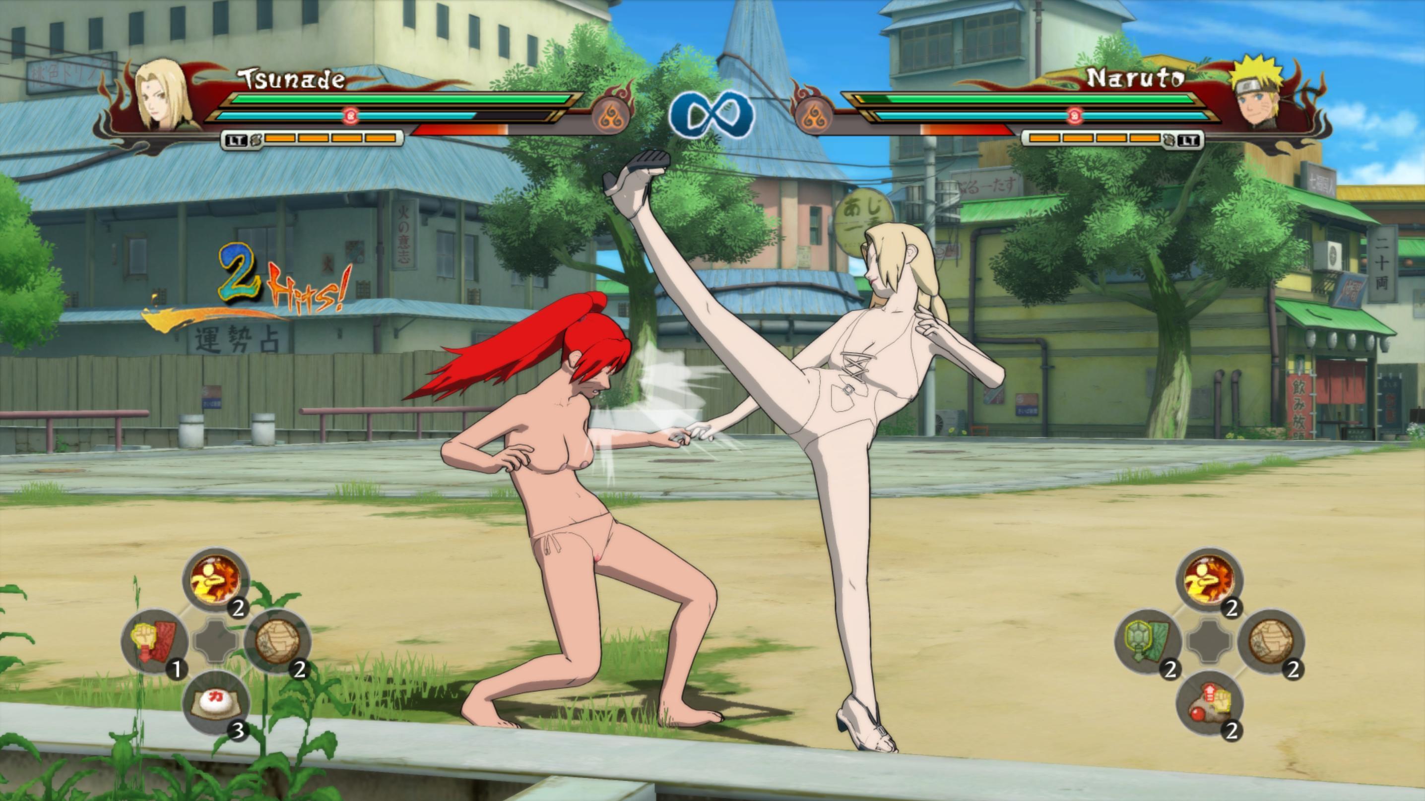 Naruto nude mods xxx photos