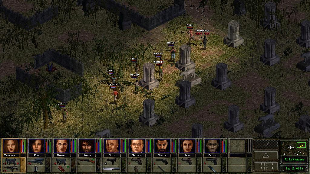 Памятные тактические ролевые игры