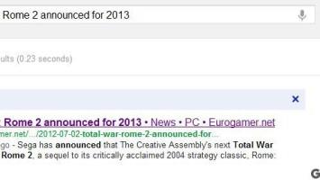 Total War: Rome 2 — в 2013-м