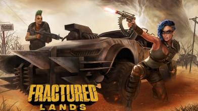 Королевская битва Fractured Lands выйдет в раннем доступе 31 июля