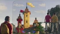 Официальный трейлер Minecraft Earth