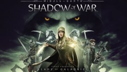 Вышло дополнение The Blade of Galadriel для Middle-earth: Shadow of War