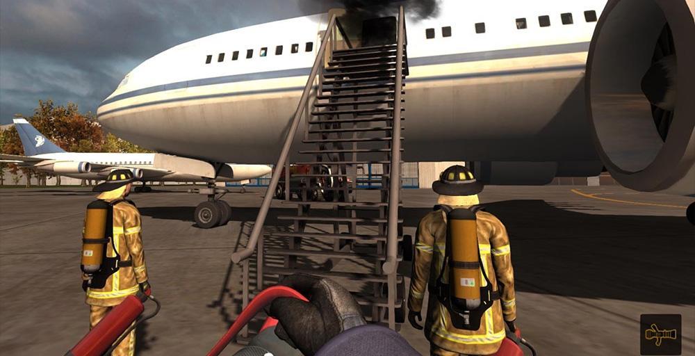 Скачать симулятор пожарника от 1 лица