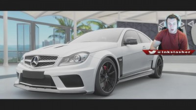 Forza Horizon 3 - Mercedes-Benz C 63