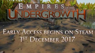 В Empires of the Undergrowth вам предстоит развивать колонию муравьев