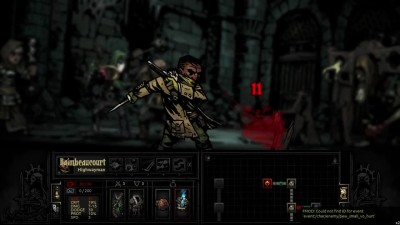 "Darkest Dungeon ""Рейд босса Кричащий Пророк"""