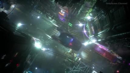 Cyberpunk 0077 - Список классов и разрушаемое окружение