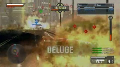 "Crackdown 2: Deluge ""Project Sunburst Trailer"""