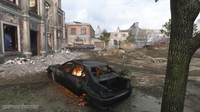 Карта с колесом обозрения в Call of Duty: Modern Warfare
