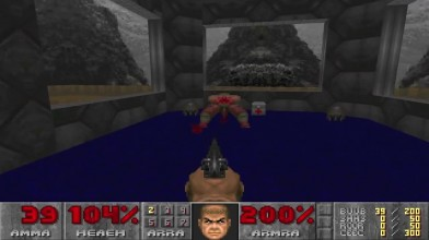 """Doom - отзеркаленный мод """"DooD"""""""