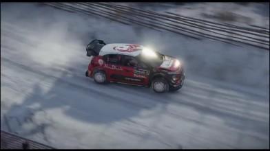 """WRC 7 """"Геймплей. Ралли Швеции"""""""