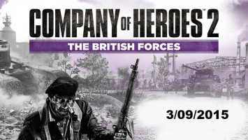 Company of Heroes 2: The British Forces - Войска: Centaur