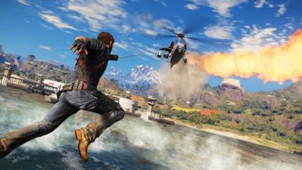 Джейсон Момоа сыграет главную роль в экранизации игры Just Cause
