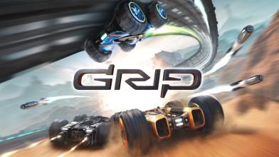 Режим Carkour в игре Grip