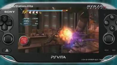 "Ninja Gaiden Sigma 2 Plus ""Дебютный трейлер"""