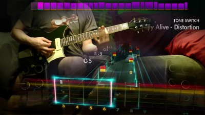"Rocksmith 2014 - DLC - Guitar - Flyleaf ""Fully Alive"""