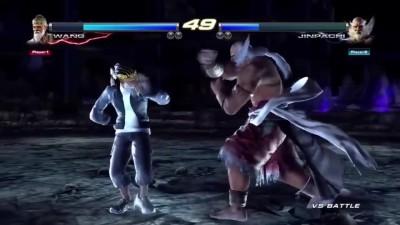История серии игр Tekken (1994-2017)