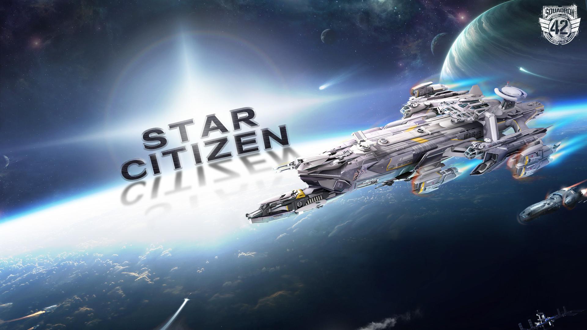 50 хвилин ігрового процесу Star Citizen