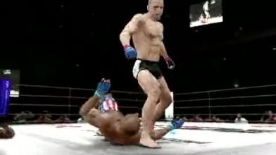 "UFC Undisputed 3 ""Combat Trailer"""