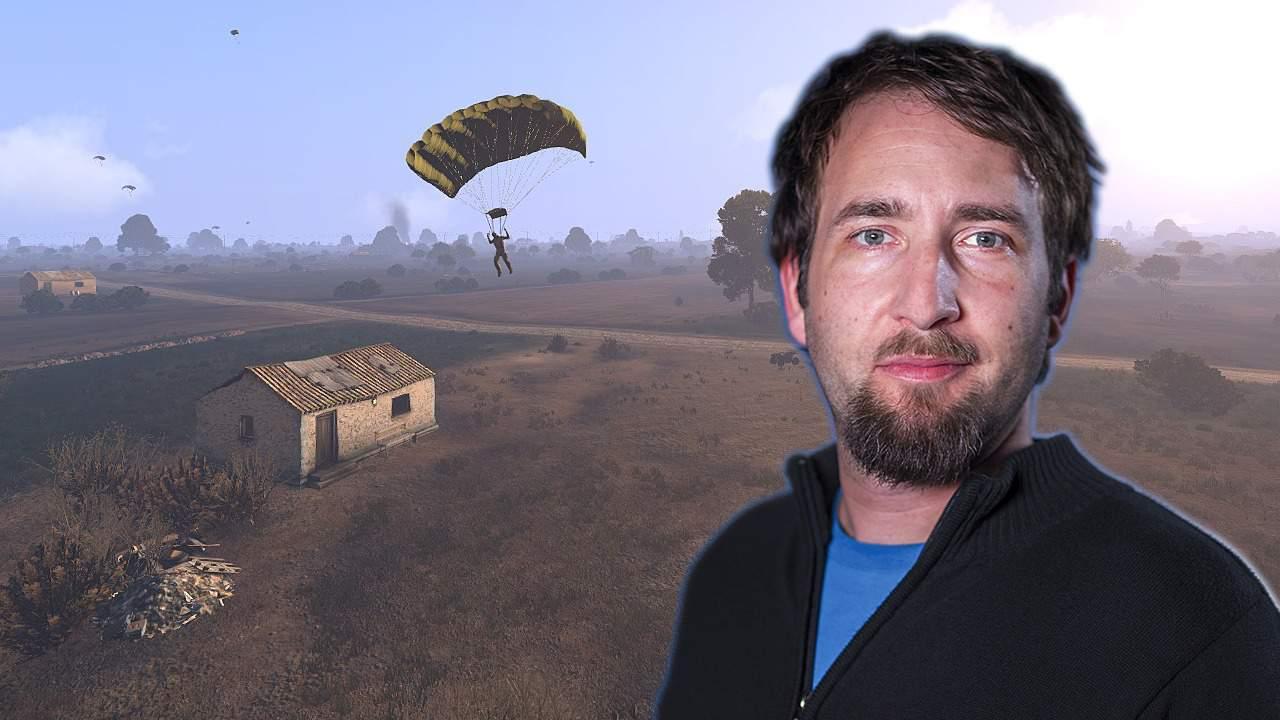 Отец PUBG Брендан Грин покинет команду разработки игры и возглавит исследовательское подразделение PUBG Corp.