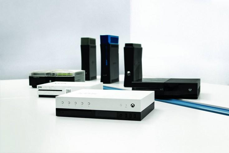 Microsoft приглашает наанонс Xbox Scorpio 11июня