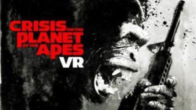 20th Century Fox выпустила новый VR-шутер - Crisis on the Planet of the Apes