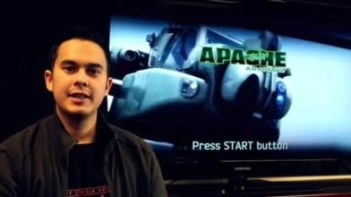 """Apache: Air Assault """"Developer Walkthrough Trailer #1"""""""
