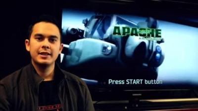 "Apache: Air Assault ""Developer Walkthrough Trailer #1"""