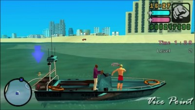 GTA: Vice City Почему Томми не умел плавать