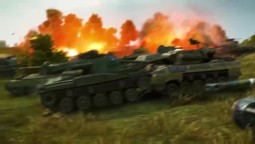 World of Tanks Операция