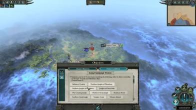 Империи Смертных - Стартовые позиции и цели кампаний | Total War: Warhammer