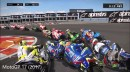 MotoGP 13 vs MotoGP 14 vs MotoGP 15 vs Valentino Rossi: The Game vs MotoGP 17 - Сравнение геймплея
