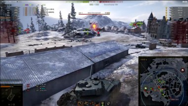 World of Tanks БАТЧАТУ Хана - Нерф французов
