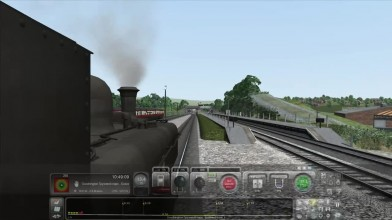Train Simulator | Паровоз GWR Pannier 5709 | Riviera Line 1950s
