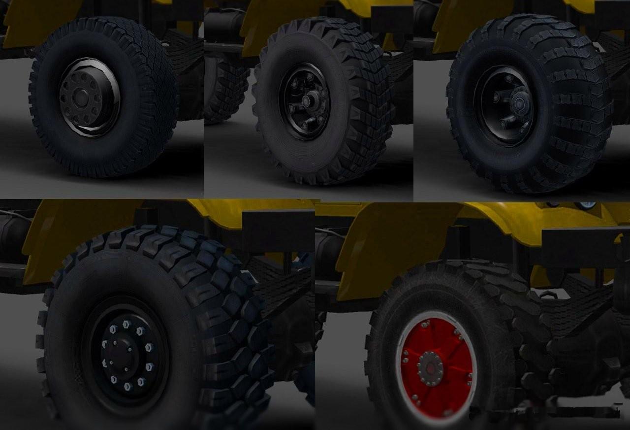 Скачать Wheel Mod для GTA